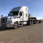 Patriot Express Sleeper Truck